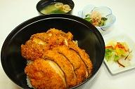 しいたけタレカツ丼 ¥1150